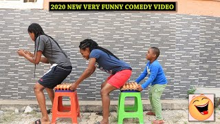 TOP NEW MUST WATCH FUNNY COMEDY VIDEO 2020 | TRY NOT TO LAUGH (Family The Honest Comedy) EP 2