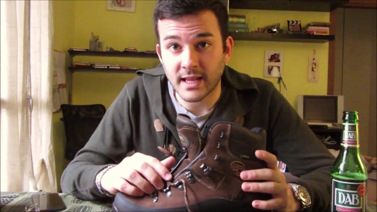 Come allacciare le scarpe da trekking - Vecchie Vie