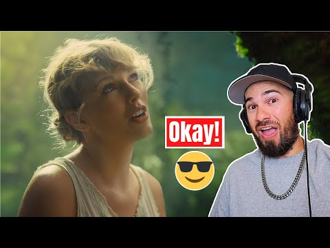 Rapper Reacts To TAYLOR SWIFT!! - Cardigan (Official Music Video)