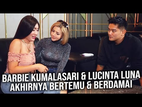 Lucinta Luna & Barbie Kumalasari BERTENGKAR Di GLAMZ KTV Room 203!