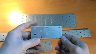 Пластины перфорированные, крепежные(Используются в строительстве и ремонте. Металл. Толщина не менее 1,8мм., 2016-04-22T11:10:52.000Z)