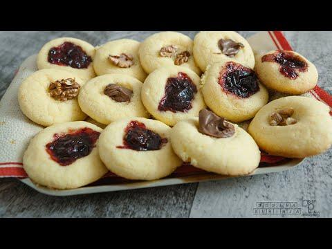 Bebina Kuhinja - Banini Kolačići - Domaći Video Recept