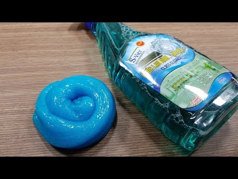 DIY Class Cleaner Fluffy Slime!! No Shaving Cream, No Borax! MUST WATCH!
