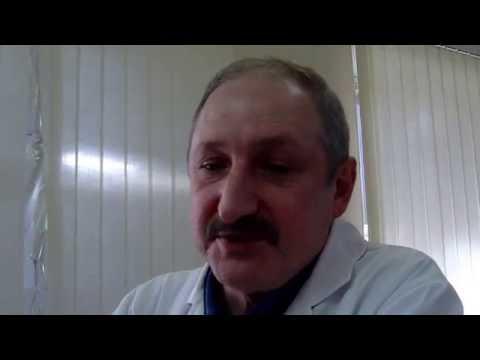 Леонид Арнольдович Товштейн - опухоли шейки матки (видео 2)