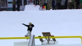 Winter X Games 2012: Snowboard Street Final