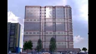видео Остекление фасадов зданий в Барнауле
