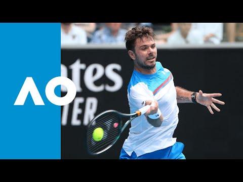 Daniil Medvedev Vs Stan Wawrinka - Match Highlights (4R) | Australian Open 2020