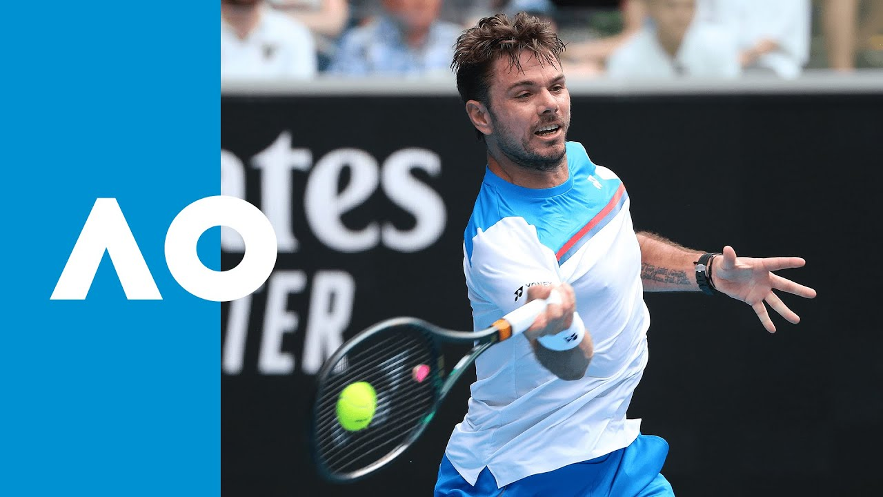 Daniil Medvedev vs Stan Wawrinka - Match Highlights (4R) | Australian Open 2020