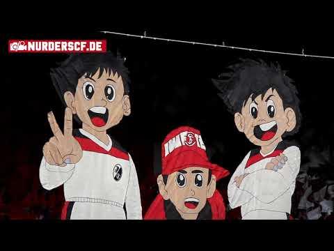 SC Freiburg - Borussia Dortmund // Kickers! (Choreo)