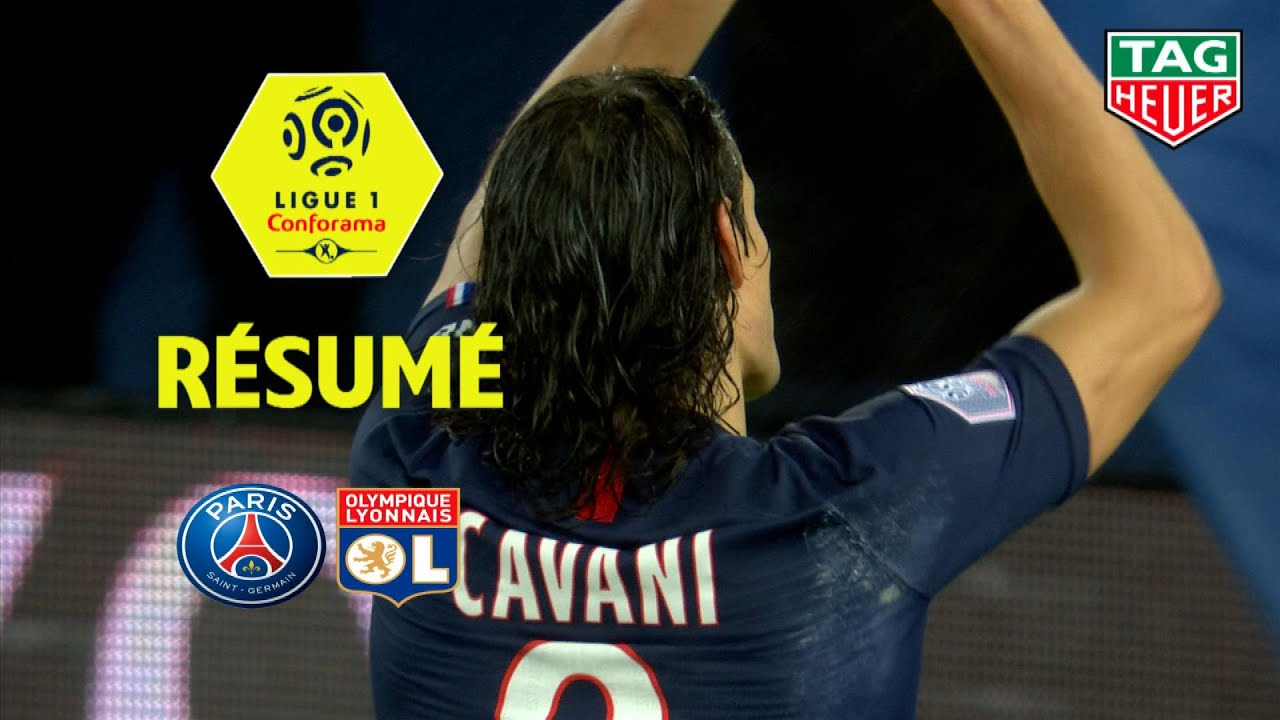 Paris Saint Germain Olympique Lyonnais 4 2 Resume Paris