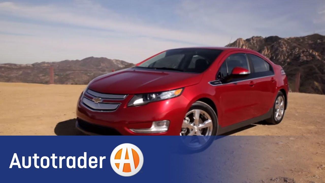2013 Chevrolet Volt - Hyrbid | New Car Review | AutoTrader ...
