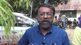 Director A L Venky  Speaks about Koothan Movie At Shooting Spot