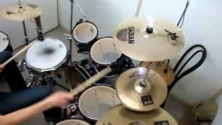 Rammstein - Keine Lust [drum cover]