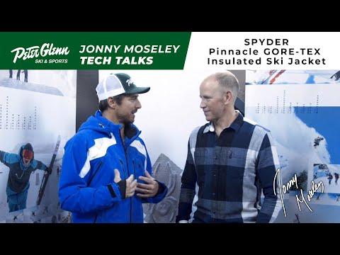 Peter Glenn Tech Talks: 2019 Spyder Pinnacle GORE-TEX Insulated Ski Jacket Review