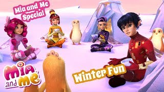 Download lagu The BIG Mia and me Winter-Special! - Mia and me