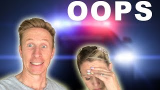 He got pulled over by a cop ↓↓↓ CLICK SHOW MORE ↓↓↓↓ The camera we ...
