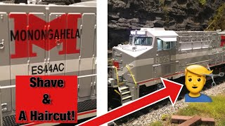 Lionel Legacy Monongahela NS Heritage ES44AC 6-39598