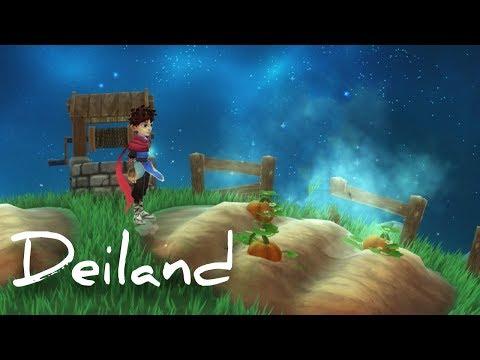 Giant Pumpkins By Moonlight?! 💫 Deiland • Episode #7
