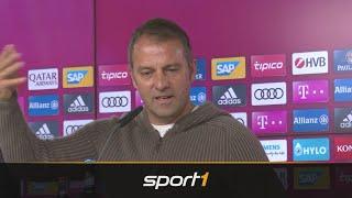 Nach Transfer-Ärger - Flick erklärt: So lief die Aussprache mit Salihamidzic | SPORT1