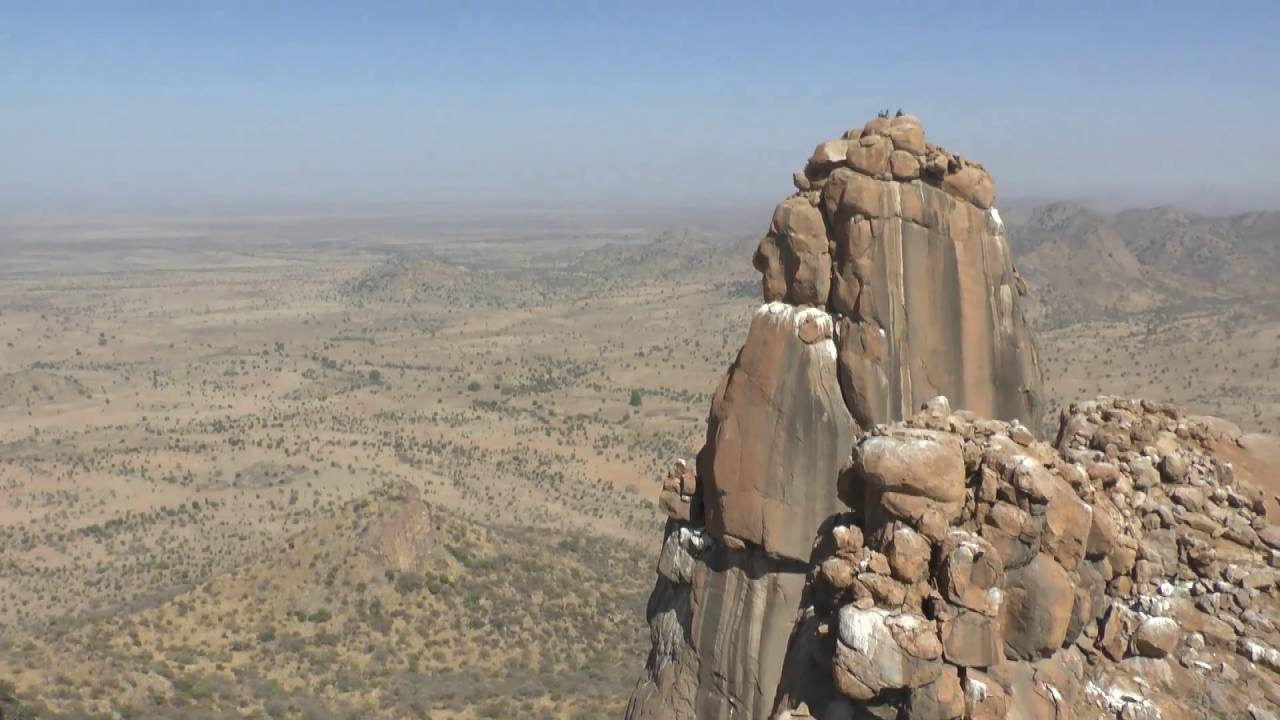 climbing in chad africa youtube