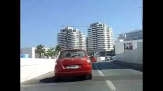 Casablanca-mosquée Hassan Ii - Marina Et Port En Voiture