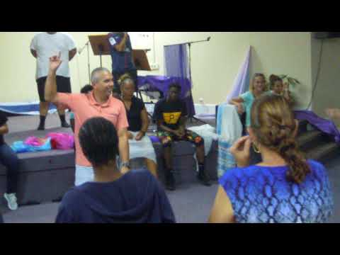Liora Ziet con't teaching Bahamian youths, LI, Bahamas