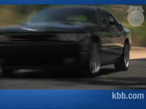 2009 Dodge Challenger Review Kelley Blue Book Youtube