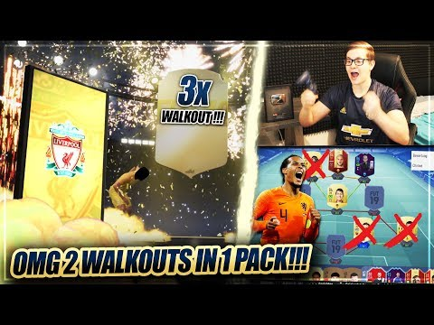 FIFA 19: MEGA PACKLUCK IN ROAD TO GLORY PACK OPENING + TEAM UMBAU! 🔥🔥 FIFA 19 Ultimate Team Deutsch