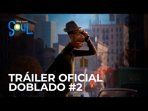 SOUL, de Disney y Pixar | Tráiler Oficial #2 [Español Latino DOBLADO]
