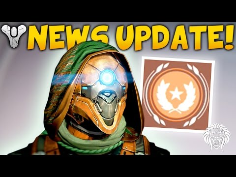 Destiny: NEWS UPDATE! New Patch Notes, Destiny 2 Future From Xbox & Hidden Missions