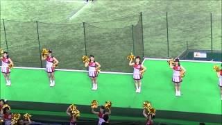 明治安田生命応援シーン②「レーザービーム」→「おいでシャンプー」:第86回都市対抗野球大会