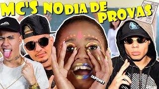 Baixar MC'S NO DIA DE PROVAS NA ESCOLA