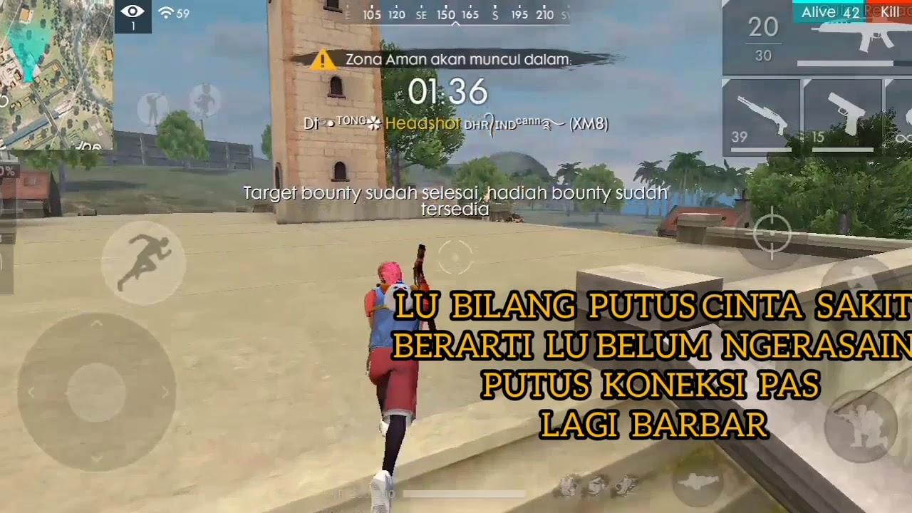 Kata Kata Mutiara Game Playgarena Free Fire Youtube