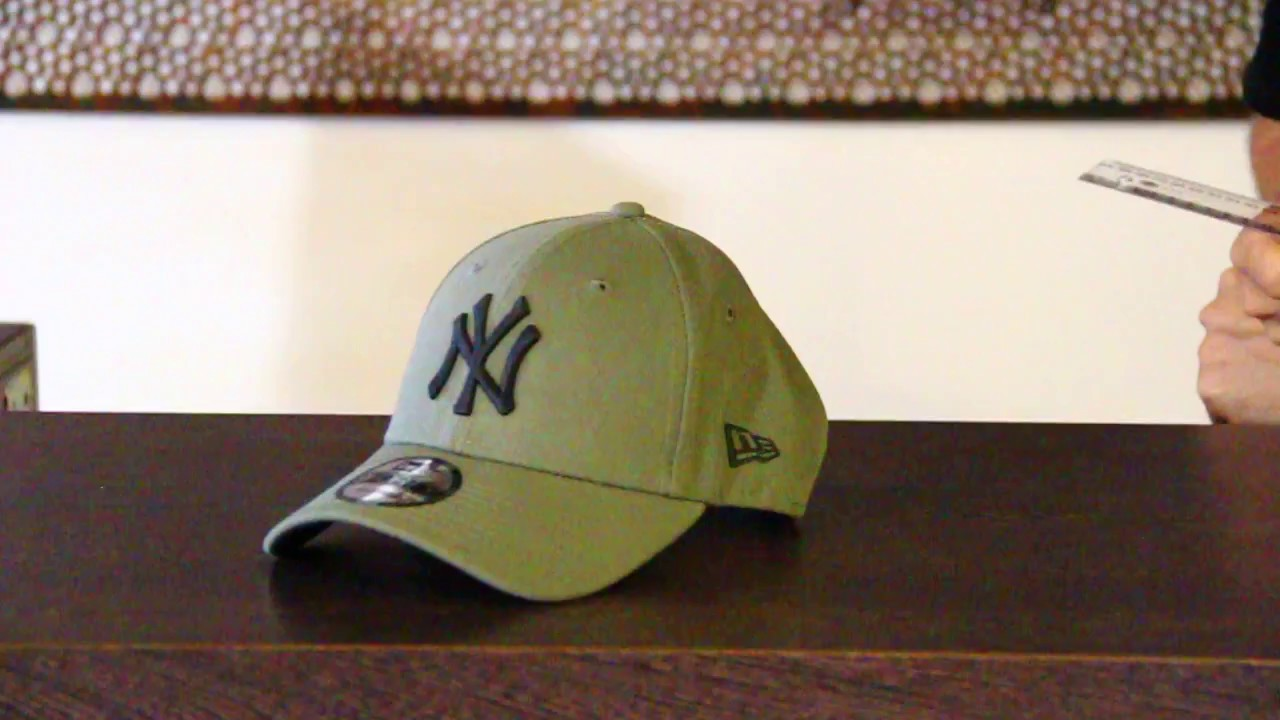New Era 9Forty Olive Hat Review- Hats By The Hundred - YouTube 5cd4e41ed8cd