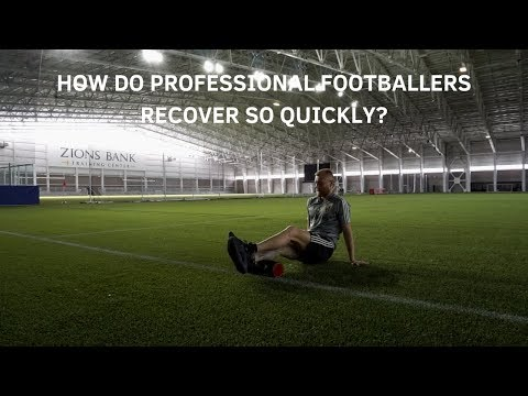 How Do Professional Footballers Recover So Quickly? | Tips And Tricks