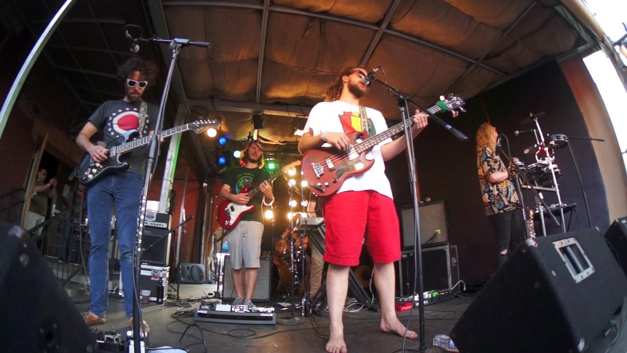 The Quasi Kings   Throw Away   Live @ Park St Patio 5/13/17
