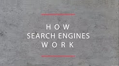 How Search Engines Work - Working of Search Engine
