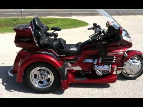2000 Honda Gold Wing Phoenix Motor Trike For Sale In