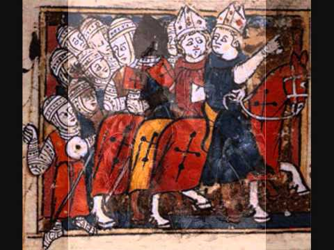 Medieval music - Da pacem Domine, Chant of the Templars by Anon