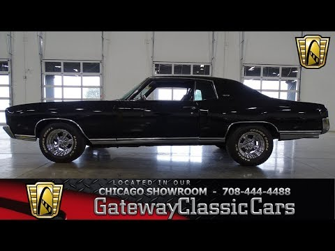 1970 Chevrolet Monte Carlo - Gateway Classic Cars