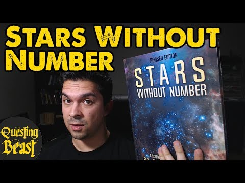 Stars Without Number - Revised Edition: Old-School DnD Book Review