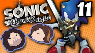 Sonic and the Black Knight: Levels of Stink - PART 11 - Game Grumps
