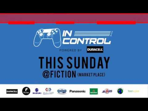 InControl Esport Event Jamaica | Dec 3, 2017