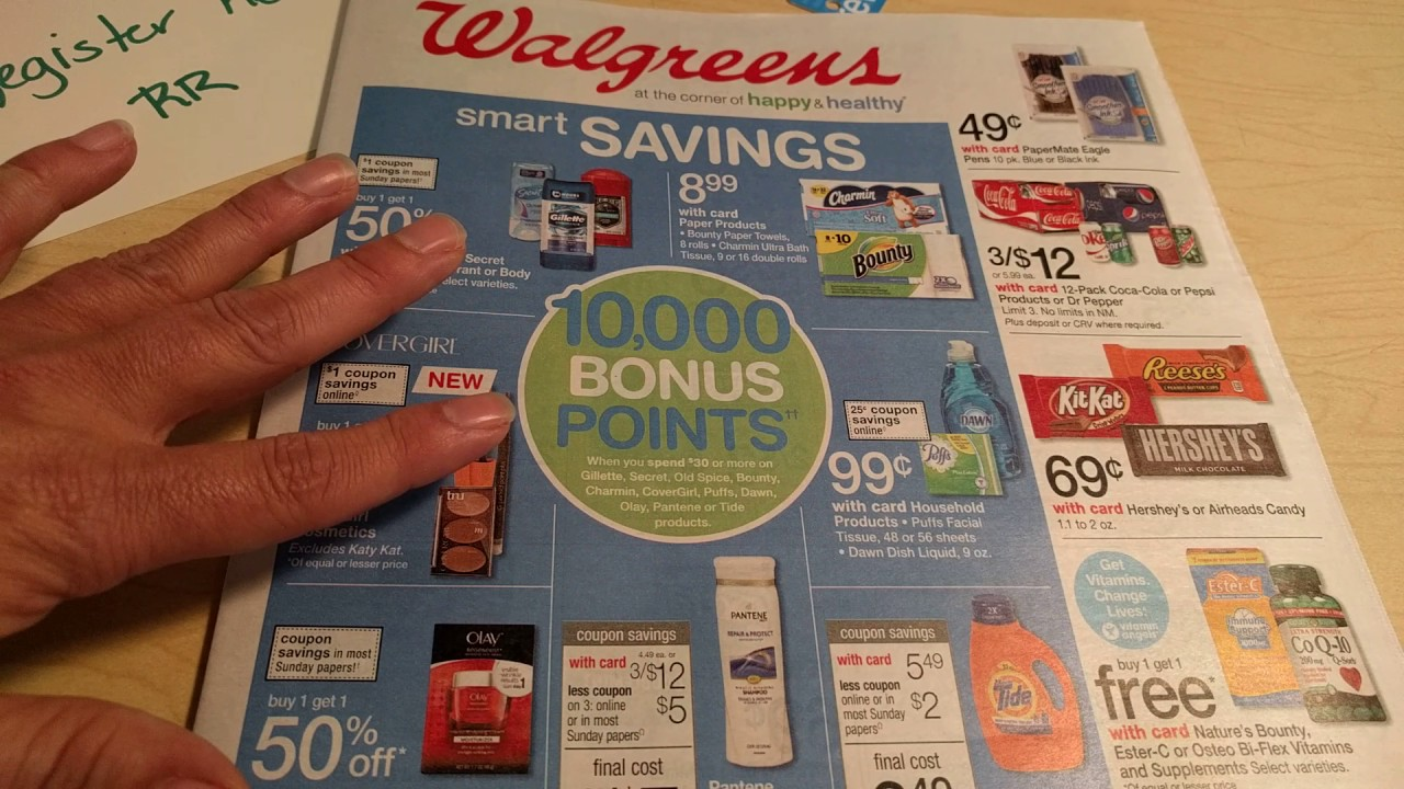 How to Extreme Coupon at Walgreens