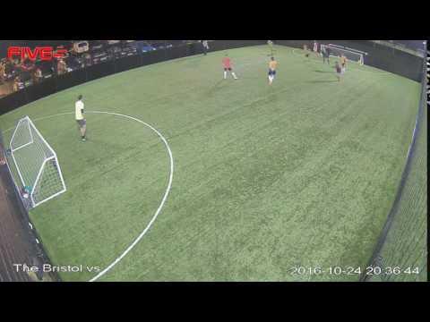 345424 Pitch1 Fives Soccer Centre Camera1 The Bristol vs Kick and Rush