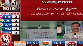 Counting Begins For Telangana Assembly Elections 2018 | TS Results ...