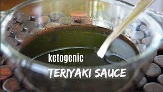Keto Teriyaki Sauce  Keto Condiments  Keto Recipes  Low Carb