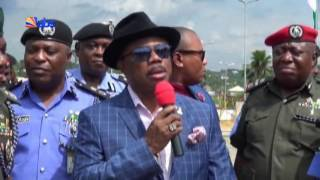 Obiano Donates 50 Additional Motor Cycles To Nigeria Police Force