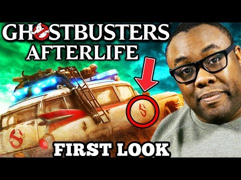 GHOSTBUSTERS Afterlife 2020 First Look BREAKDOWN! Plot Details & Photos | Black Nerd