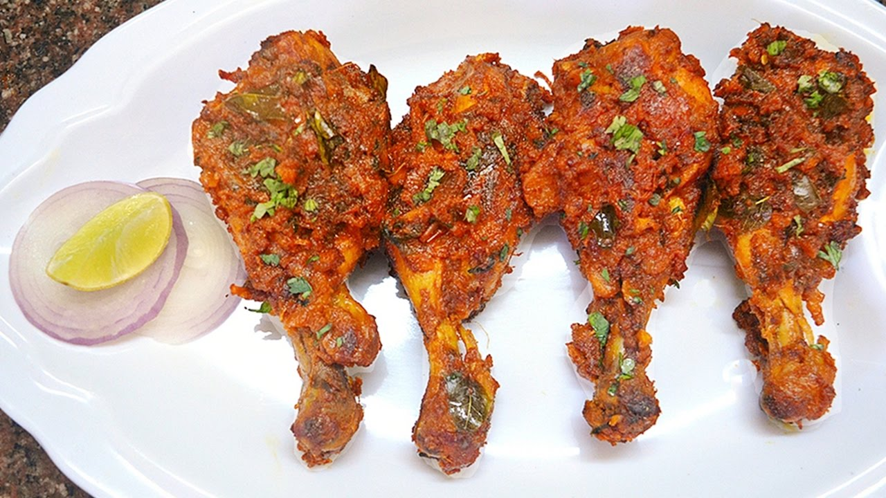 Spicy Chicken Leg/Drumstick Roast